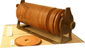 Jefferson-wheel-cipher
